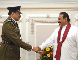 IGP and Mahinda